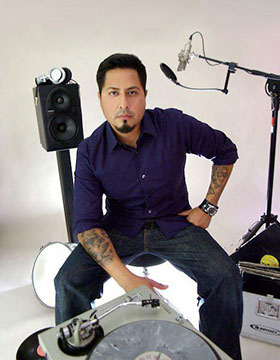 Antonio Aguilera - Master DJ Instructor