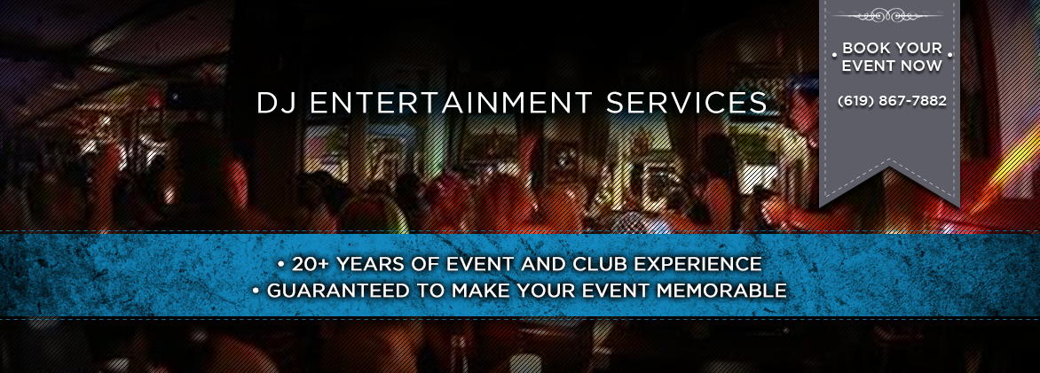 DJ Entertainment Services